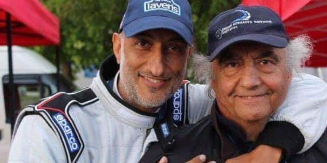 «Εκστρατεία» για τη δωρεά οργάνων ξεκινά ο «Ιαβέρης», λίγο μετά τη δωρεά νεφρού του στον γιο του