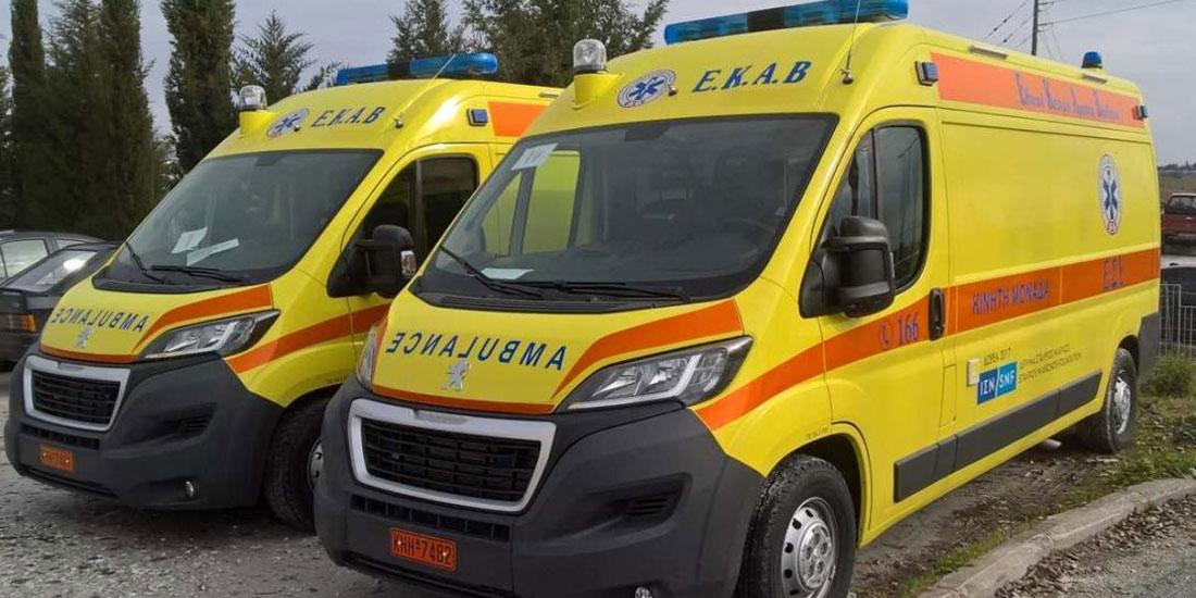 Κουμπί πανικού σε ασθενοφόρα για την ασφάλεια των νοσηλευτών από επιθέσεις εναντίον τους