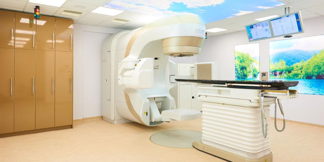 Η Ακτινοθεραπεία στην Ελλάδα είναι εφάμιλλη με τα άλλα εξελιγμένα κράτη