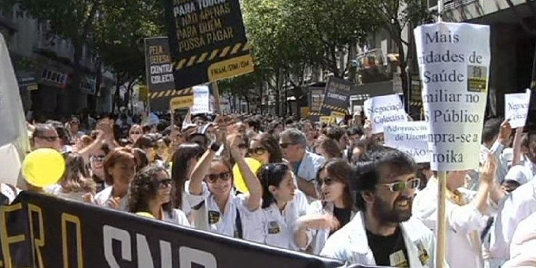 Πορτογαλία: Χάος έχει προκαλέσει η απεργία των νοσηλευτών