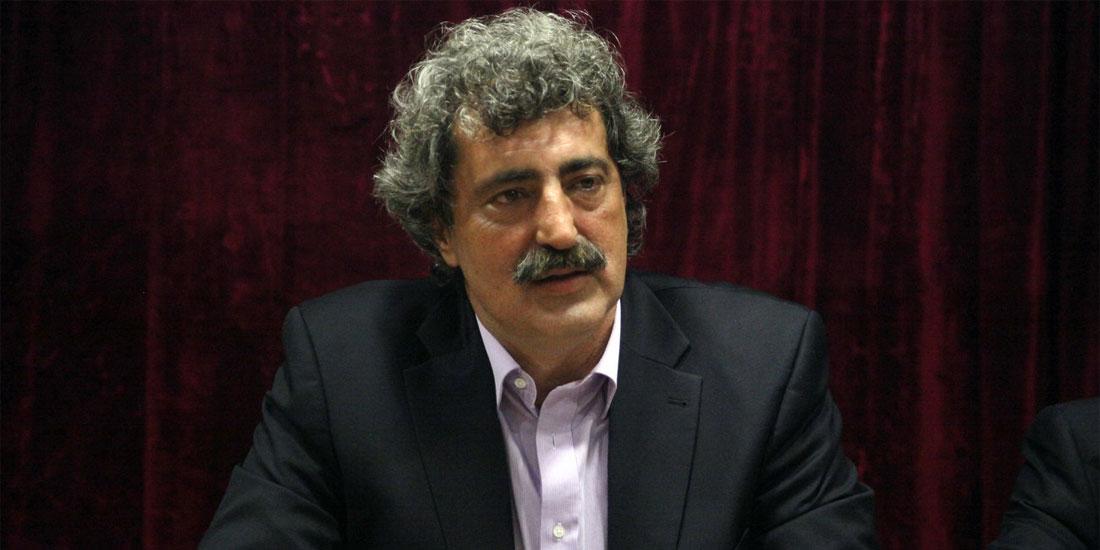 Π. Πολάκης: Ισχυρό το στέλεχος της γρίπης αλλά δεν είναι και καταστροφή...