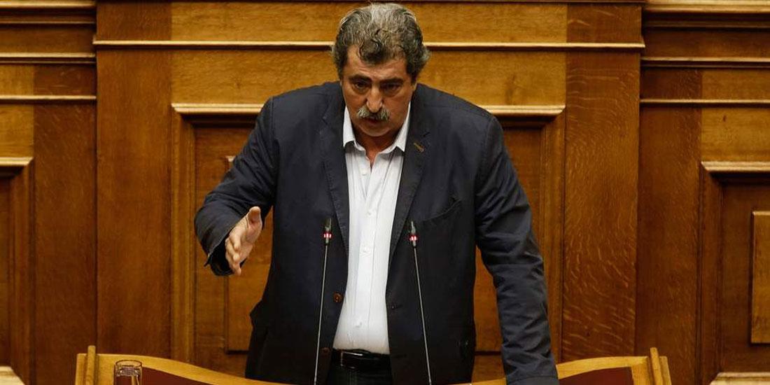 ΝΔ: Καθρέφτης του κ. Τσίπρα ο Πολάκης