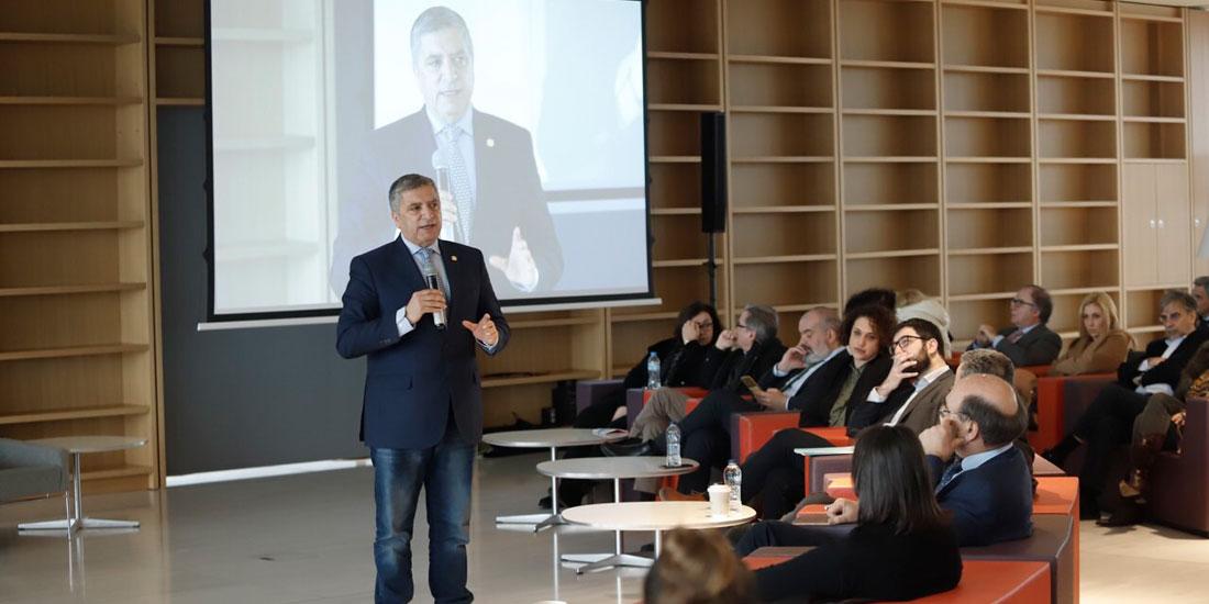 Γ. Πατούλης: Στόχος η δημιουργία υποδομών σε δήμους και πόλεις που προάγουν την ψυχική και σωματική υγεία των κατοίκων
