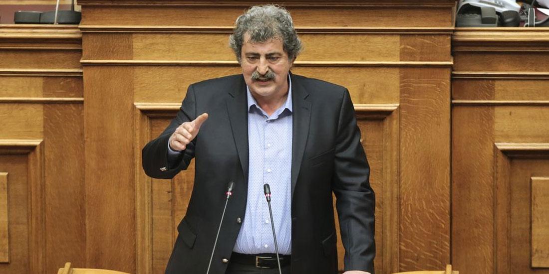 Η εξομολόγηση του Πολάκη στη Βουλή για την εξάρτησή του από το τσιγάρο