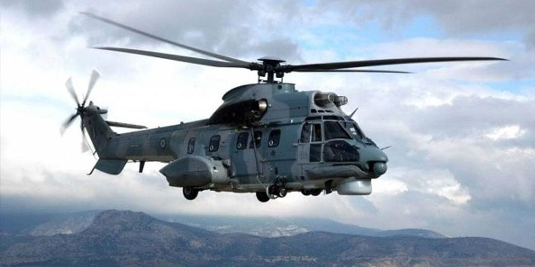 Δυο πτητικά μέσα της Πολεμικής Αεροπορίας διατέθηκαν για τη μεταφορά 3χρονου αγοριού από τη Λέρο