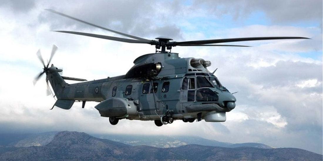 102 ασθενείς μετέφεραν τα πτητικά μέσα της Πολεμικής Αεροπορίας