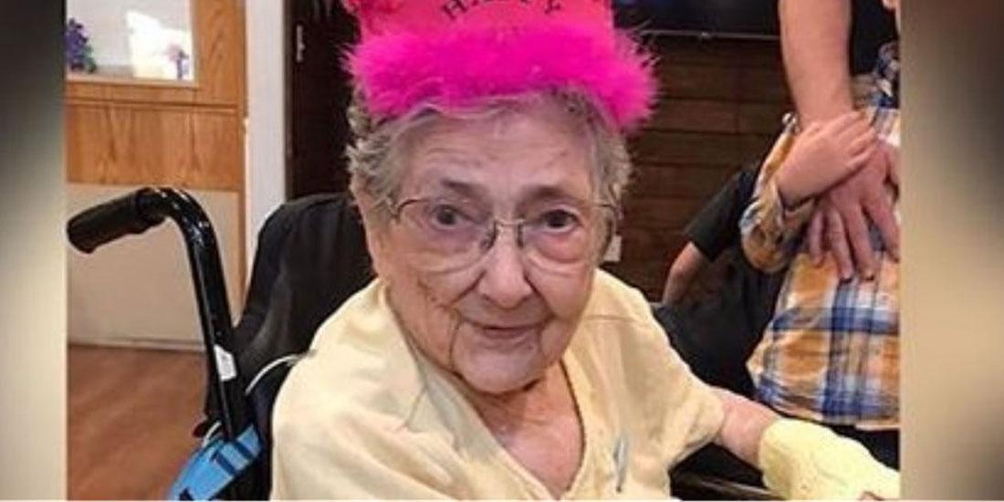 Μια γυναίκα-ιατρικό θαύμα έζησε έως τα 99 με τα όργανά της σε...λάθος θέσεις