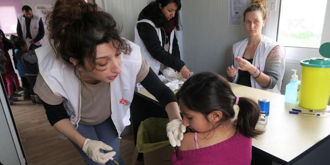 Οι «Γιατροί Χωρίς Σύνορα» εξασφάλισαν το εμβόλιο κατά του πνευμονιόκοκκου στην τιμή των 9 δολαρίων!