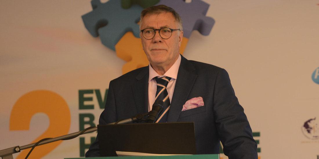 2nd EBHC 2019- Υφαντόπουλος: Προσπαθεί πραγματικά το κράτος να εξορθολογήσει τη δαπάνη του φαρμάκου;