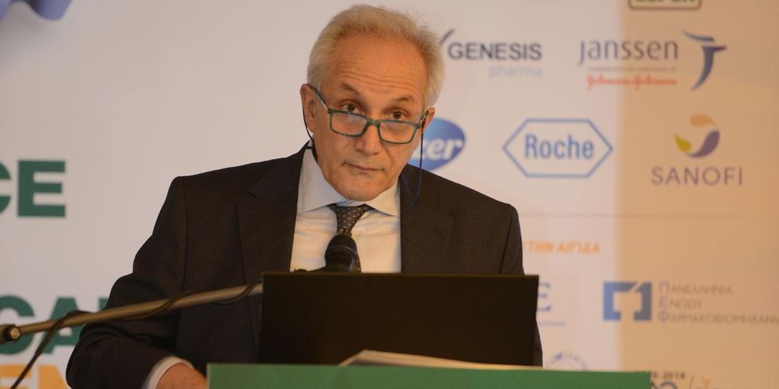 Απόστολος Βαλτάς στο 2nd Evidence Based Health Conference: Κομβικός ο ρόλος του φαρμακοποιού στη συμμόρφωση του ασθενούς στη φαρμακοθεραπεία  Έτοιμος ο ΠΦΣ να τον διεκδικήσει!