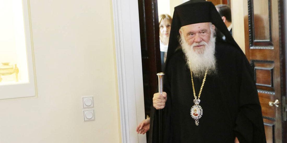 Στο Νοσοκομείο Παίδων «Αγλαΐα Κυριακού» ο Αρχιεπίσκοπος Ιερώνυμος για την 8χρονη Αλεξία