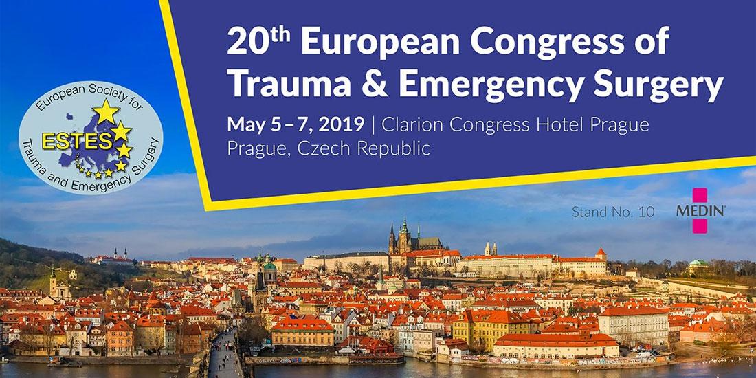 Πανευρωπαϊκό Συνέδριο Τραύματος και Επείγουσας Χειρουργικής