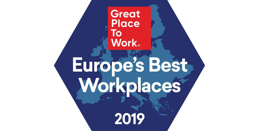 AbbVie: 4η μεταξύ των εταιρειών με το καλύτερο εργασιακό περιβάλλον στην Ευρώπη