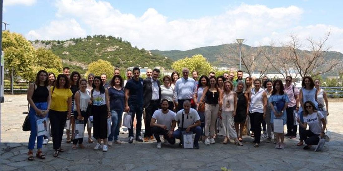 Με μεγάλη επιτυχία διεξήχθη στην Καβάλα το σεμινάριο  για την Υποδειγματική Παρασκευή Γαληνικών Σκευασμάτων