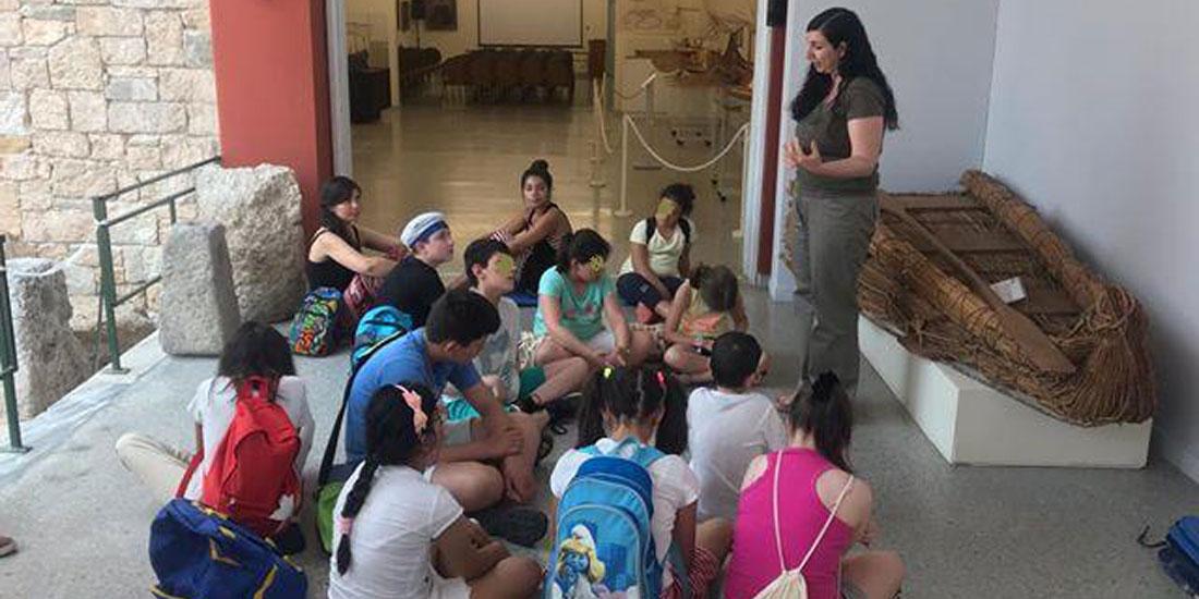 Κέντρο Εκπαίδευσης και Αποκατάστασης Τυφλών: Ένα ακόμη δημιουργικό Summer Camp