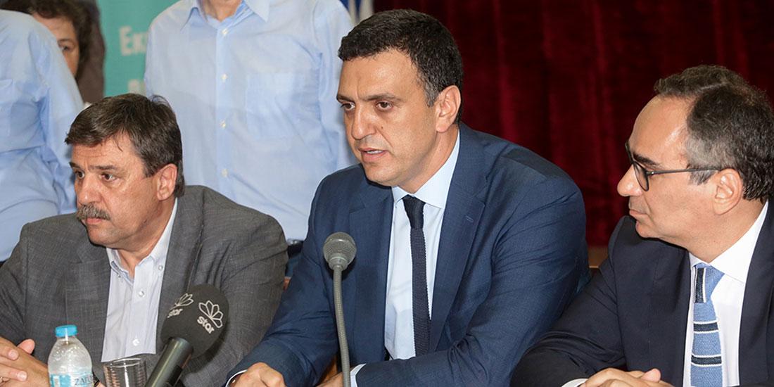 Τι δεν ακούσαμε από τον νέο υπουργό Υγείας κ. Βασίλη Κικίλια