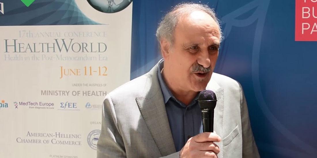 Απόστολος Γενετζάκης, πρόεδρος ΣΥΦΑΚ στο DailyPharmaNews: Σεβόμαστε τους άλλους συνεταιρισμούς