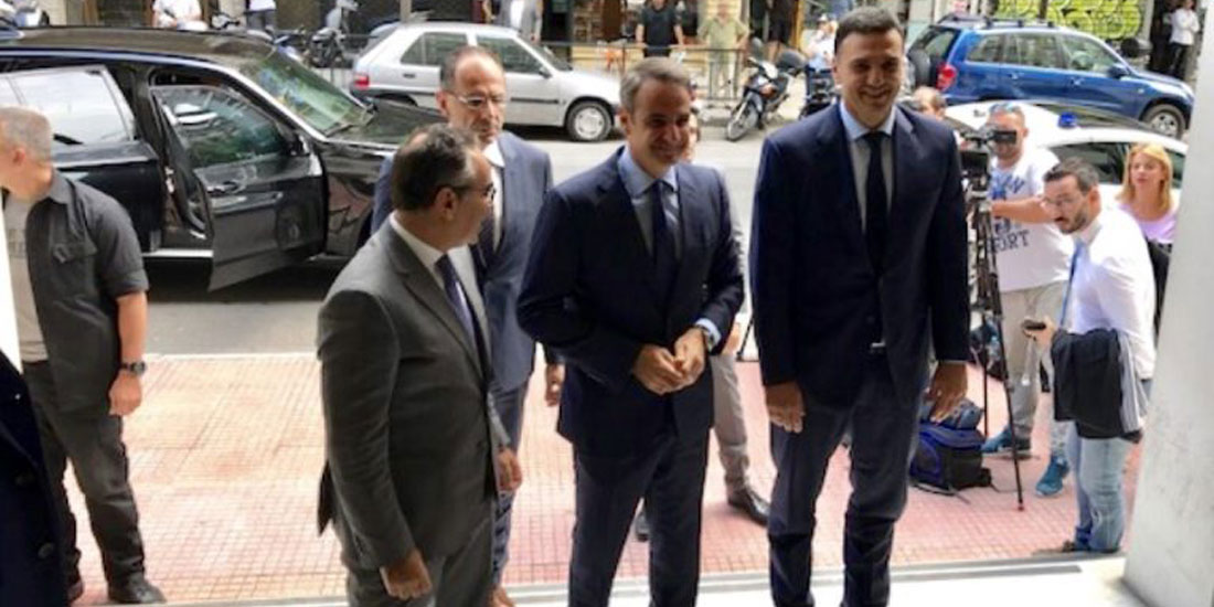Κ. Μητσοτάκης: Το υπουργείο Υγείας θα γίνει