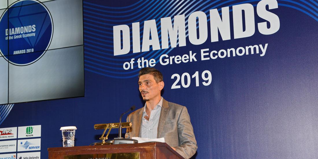 ΒΙΑΝΕΞ: Σημαντική διάκριση στα Diamonds of the Greek Economy 2019