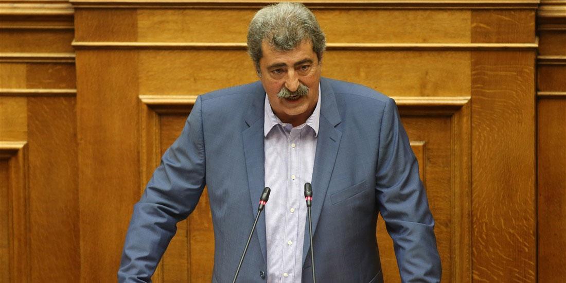 Την άρση ασυλίας του Π. Πολάκη ψήφισε η Βουλή
