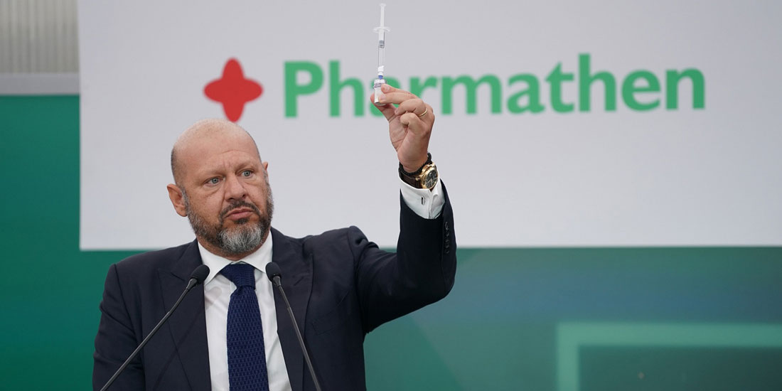 Νέα Μονάδα Ενέσιμων Βραδείας Αποδέσμευσης εγκαινίασε η Pharmathen