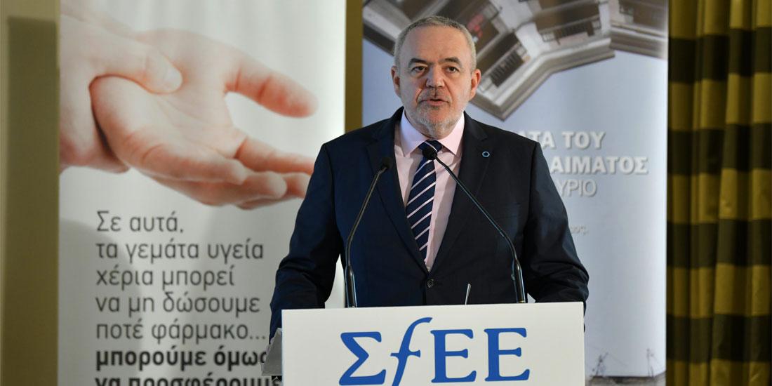 Ολύμπιος Παπαδημητρίου για τα ΦΥΚ: Για τη βιομηχανία υπάρχουν τρεις αδιαπραγμάτευτες προϋποθέσεις