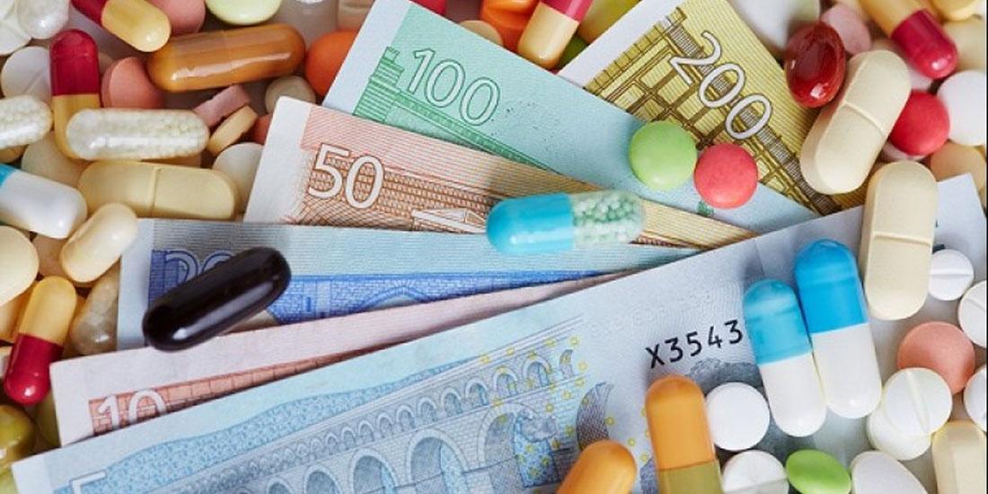 Στα 585 εκατ. ευρώ τα χρέη του Δημοσίου προς τις φαρμακευτικές