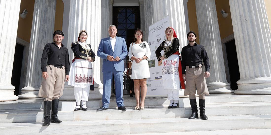 Γ. Πατούλης: Εμπειρία Υγείας και Ευεξίας προσφέρει στον ταξιδιώτη η Ελλάδα