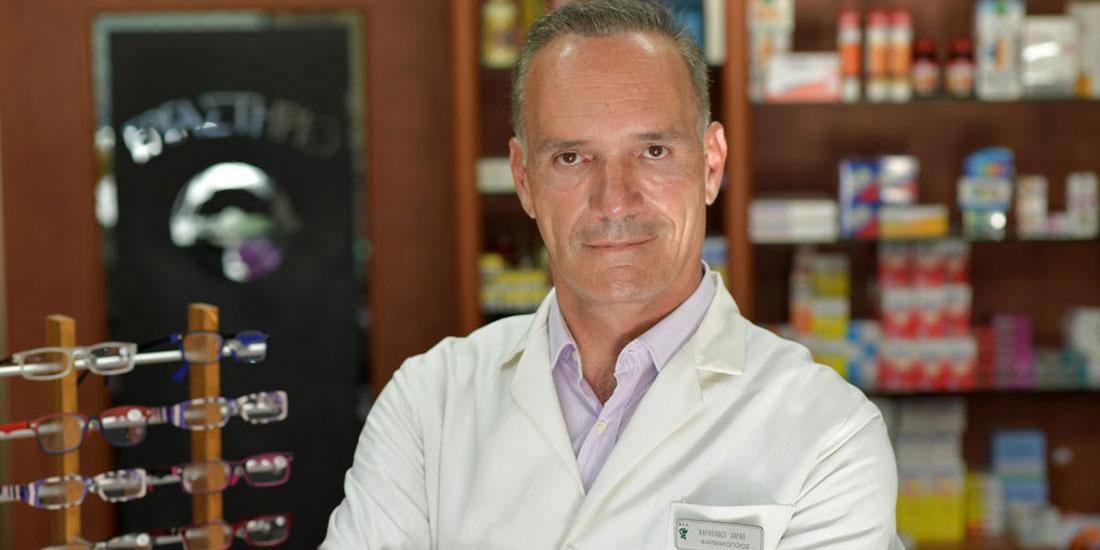Μπάμπης Καραθάνος: «Είναι ευθύνη μας να τονίσουμε την αξία του φαρμακείου»