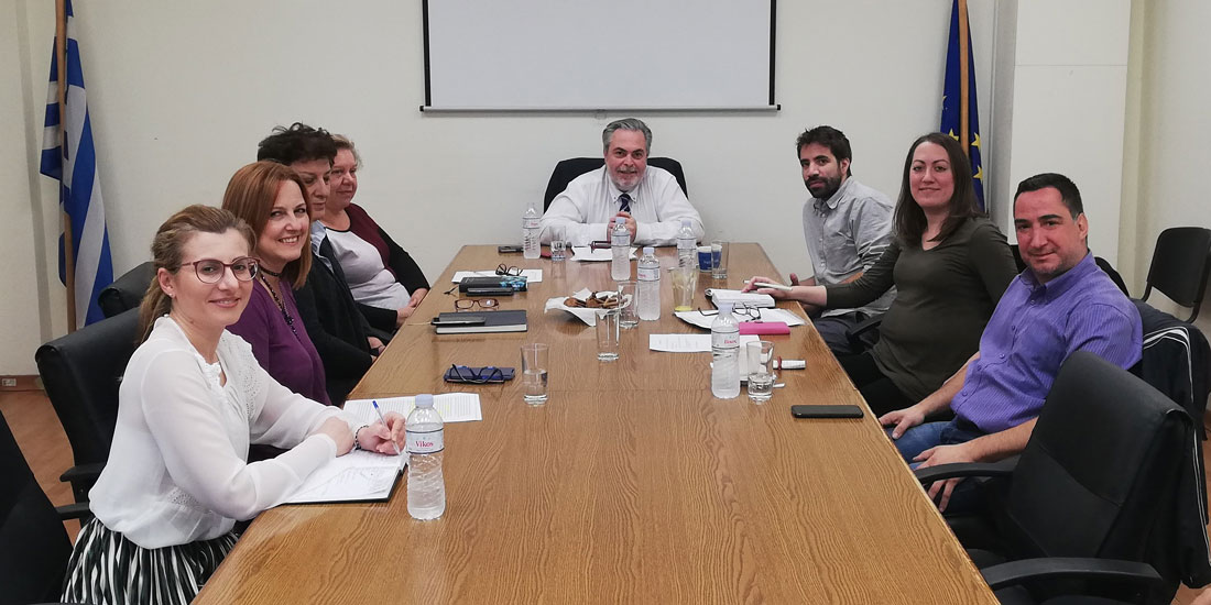 Συνάντηση ΕΟΦ με την «Ελληνική εταιρεία για την Ινώδη Κυστική νόσο»