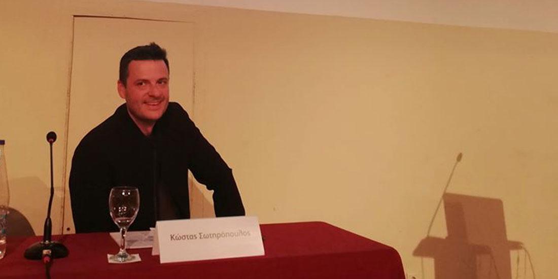 Κώστας Σωτηρόπουλος: Τέτοιες πρακτικές από φαρμακοποιούς, στην Ευρώπη οδηγούν στη φυλακή