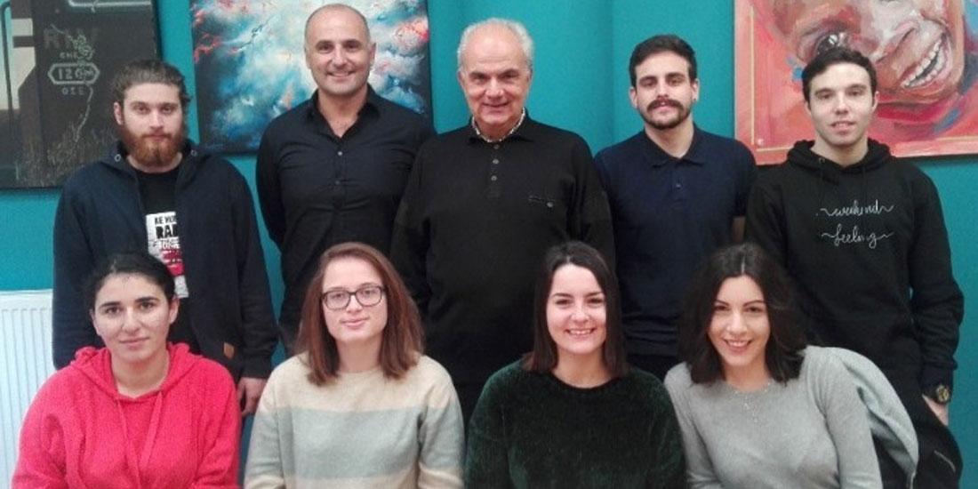 Χρυσό βραβείο στην ελληνική φοιτητική ομάδα iGEM Thessaloniki