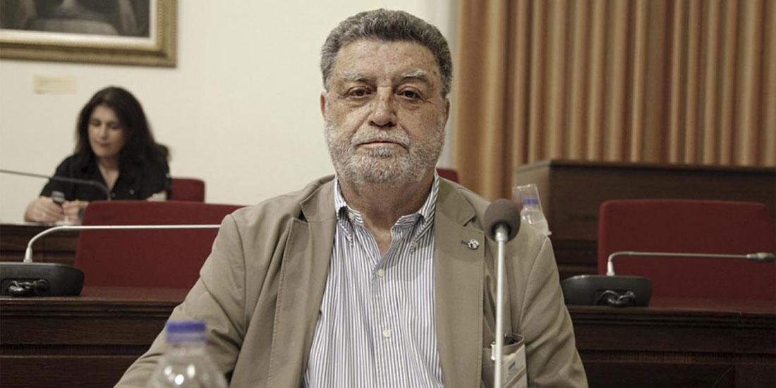 Ο Λυκ.Λιαρόπουλος Εθνικός Εκπρόσωπος στην Επιτροπή Υγείας