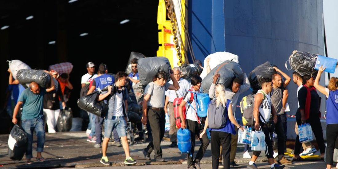 ΕΟΔΥ: Σε εφαρμογή σχέδιο καταγραφής των προβλημάτων υγείας των μεταναστών