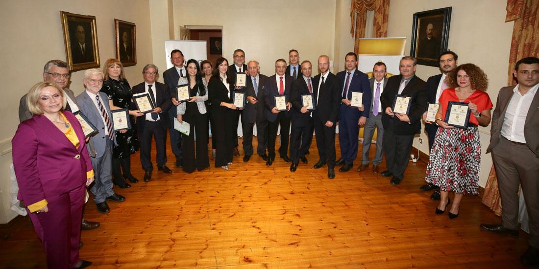 Βραβείο ΕΒΕΝ Επιχειρηματικής Ηθικής στον ΟΦΕΤ