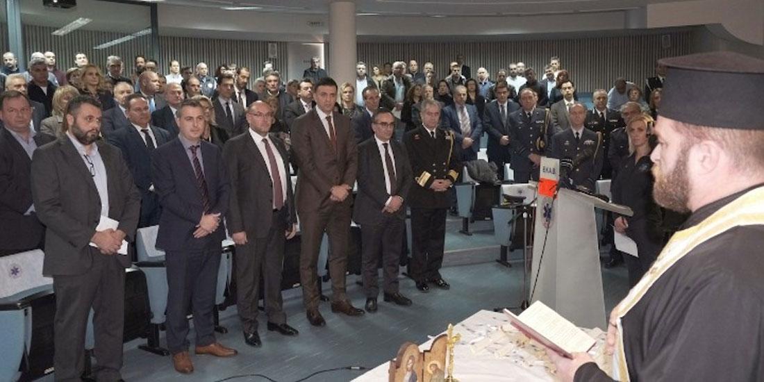 Το ΕΚΑΒ τιμά την μνήμη των διασωστών του που έπεσαν στο καθήκον
