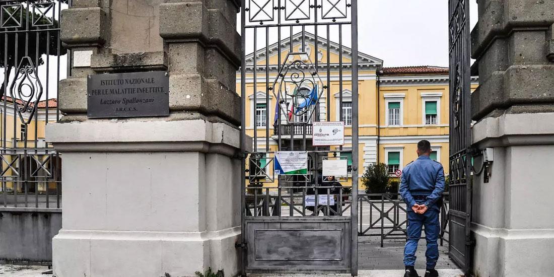 Σε νοσοκομείο της Ρώμης απομονώθηκε ο γενετικός κώδικας του κοροναϊού