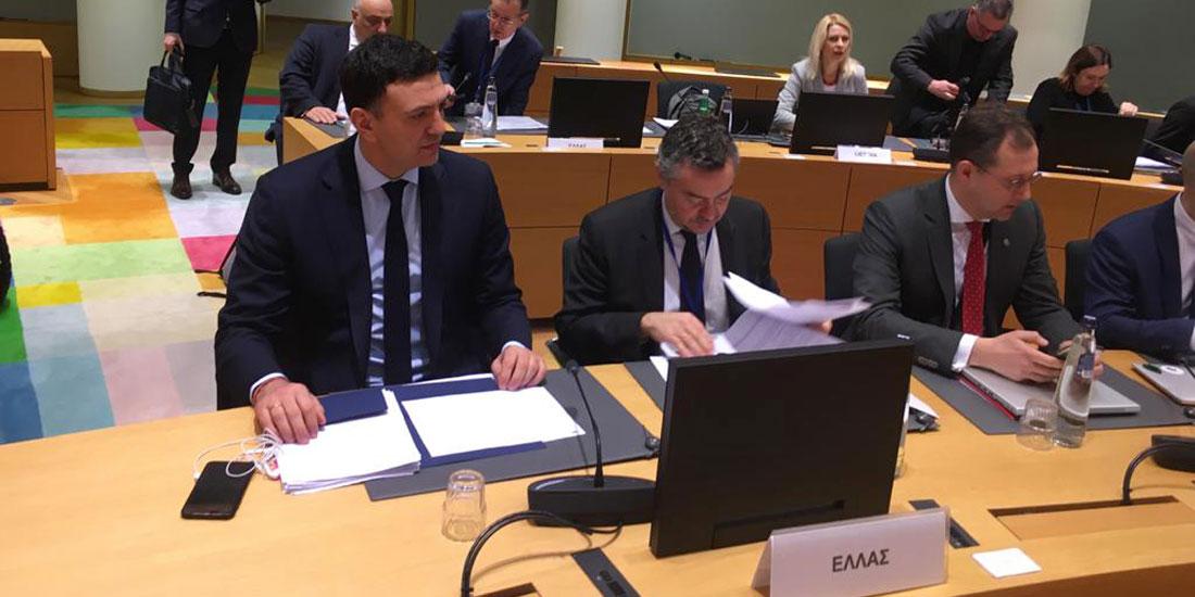 Πρόταση για τον ψηφιακό συγχρονισμό των κρατών-μελών της Ε.Ε. για τα δεδομένα σχετικά με τον κορονοϊό κατέθεσε ο Βασίλης Κικίλιας