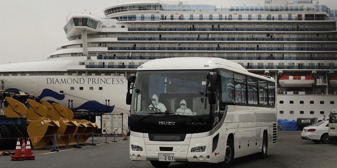 Επαναπατρίζονται οι δύο Έλληνες επιβάτες κρουαζιερόπλοιου που είναι σε καραντίνα για τον κοροναϊό
