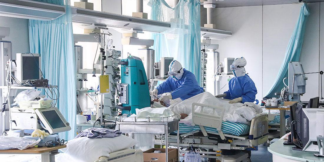 Κορονοϊός: Σχεδόν 1.900 νεκροί