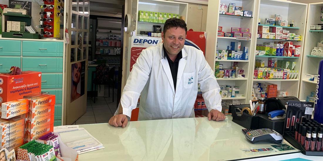 Θάνος Κουτσούκης, πρόεδρος ΦΣ Λάρισας: «Ευθύνη της πολιτείας να χρησιμοποιήσει το φαρμακείο στη μάχη απέναντι στον κορονοϊό»