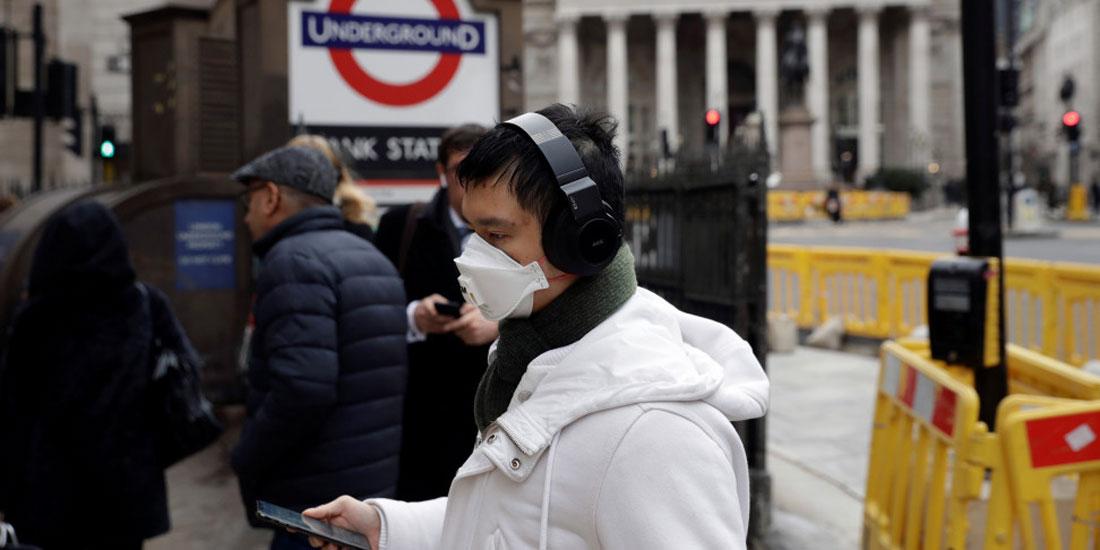 Ηνωμένο Βασίλειο: Έκτακτα μέτρα από την κυβέρνηση για την αντιμετώπιση του κορωνοϊού