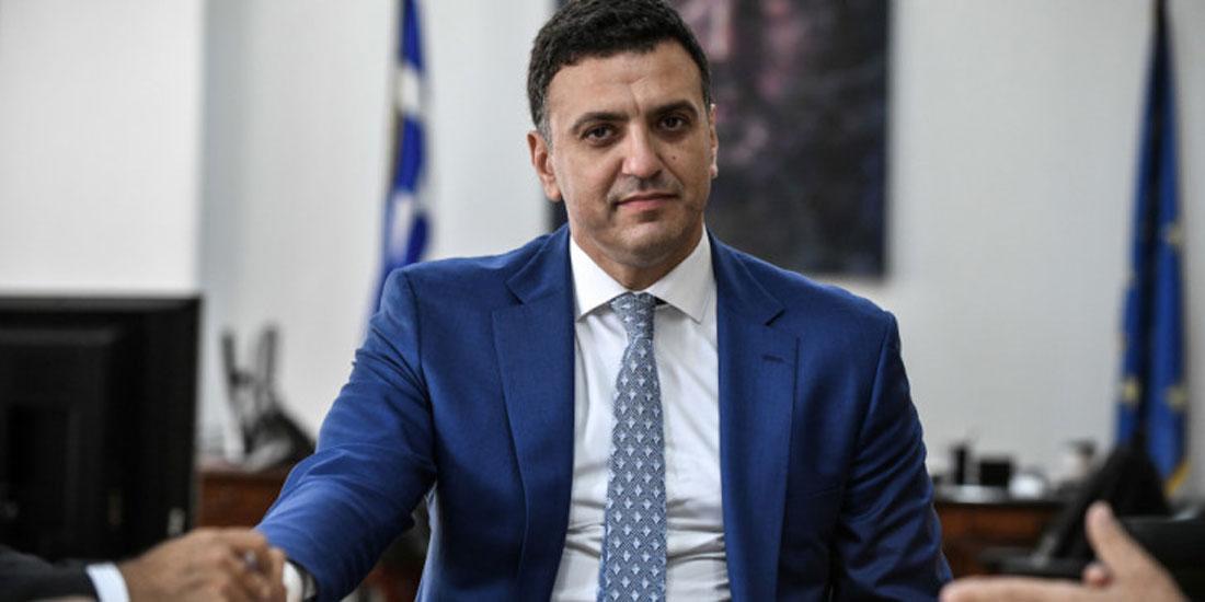 Δήλωση του Υπουργού Υγείας Βασίλη Κικίλια