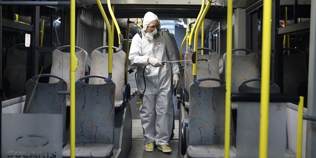Εντατικοποιούνται τα μέτρα προστασίας για τον κορωνοϊό στα μέσα μαζικής μεταφοράς