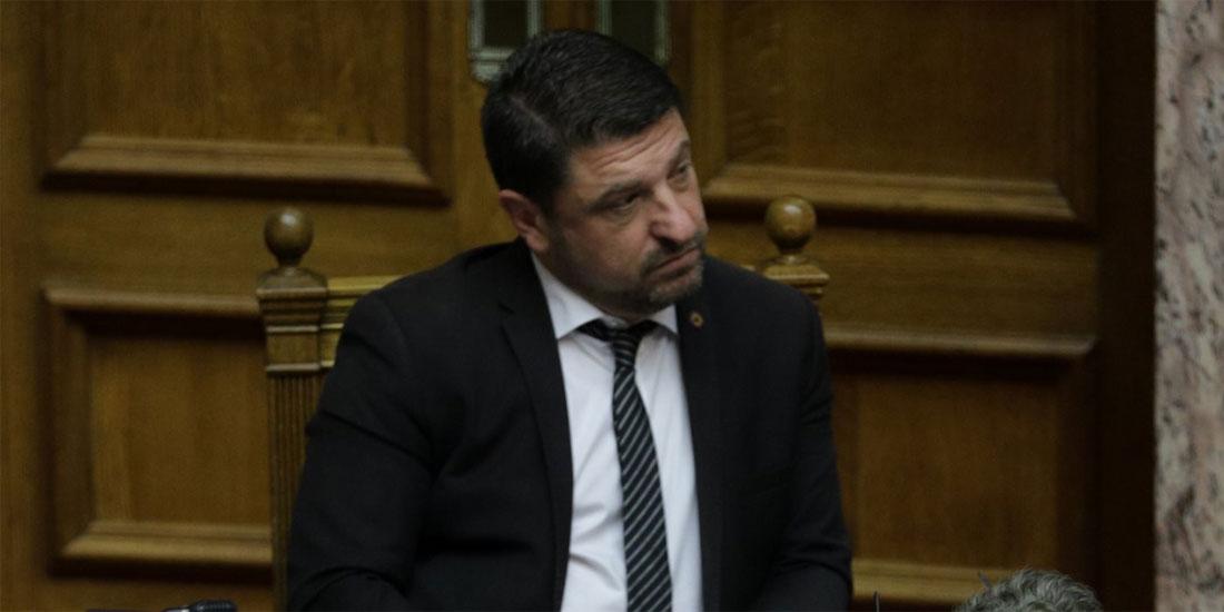 Υφυπουργός Πολιτικής Προστασίας και Διαχείρισης Κρίσεων ο Νίκος Χαρδαλιάς