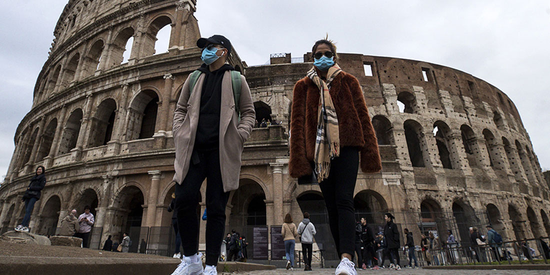 Ιταλία: Μέσα σε μια ημέρα διαγνώσθηκαν 3.590 νέοι θετικοί στον κορωνοϊό