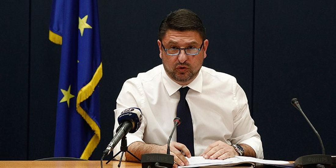 Νέα περιοριστικά μέτρα ανακοίνωσε ο υφ. Πολιτικής Προστασίας Ν. Χαρδαλιάς