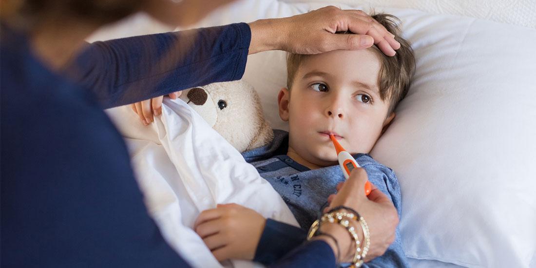 Μερικά παιδιά και μωρά αρρωσταίνουν σοβαρά από τον κορωνοϊό