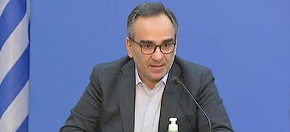 Τι δήλωσε ο υφυπουργός Υγείας Βασίλης Κοντοζαμάνςη για νέα μέτρα