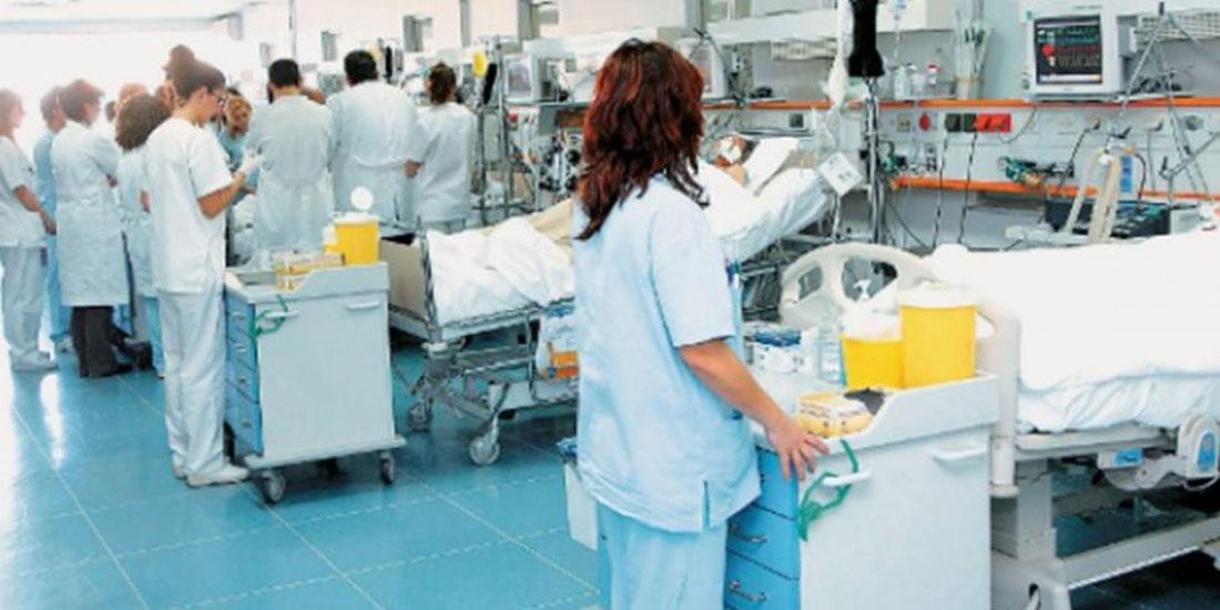 Ανασφάλεια για τους νοσηλευτές λόγω των ελλείψεων υλικών προστασίας